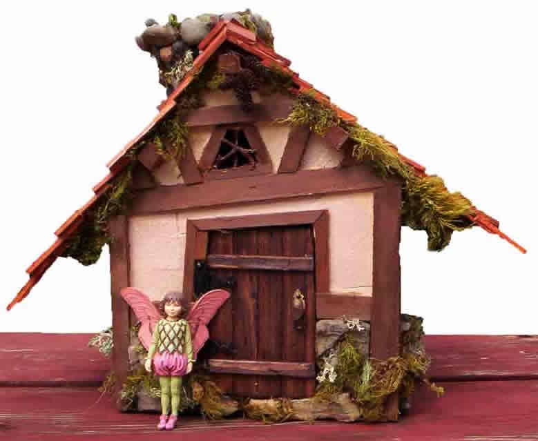 Fairy House Enchanted Cottage