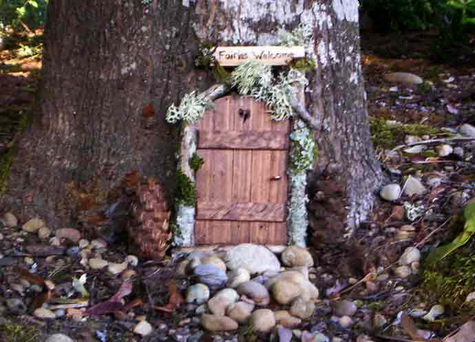 Fairy Shack Houses and Fairy Garden Accessories